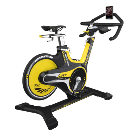 GR7 Spinning bike with console